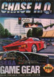 Cover Chase H.Q. (GameGear)