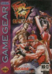 Cover Fatal Fury Special