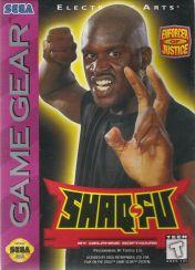 Cover Shaq Fu