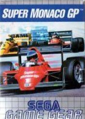 Cover Super Monaco GP (GameGear)