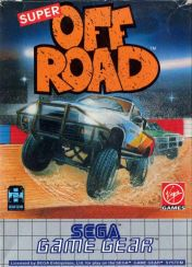 Cover Super Off Road (GameGear)
