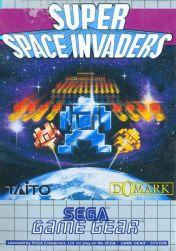 Cover Super Space Invaders