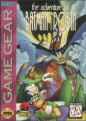 Cover The Adventures of Batman & Robin