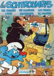 Cover The Smurfs (GameGear)