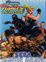 Cover Virtua Fighter Animation