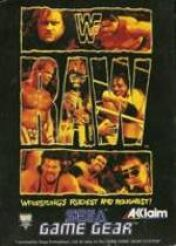 Cover WWF Raw