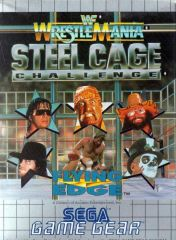 Cover WWF Wrestlemania: Steel Cage Challenge