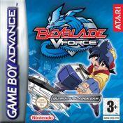 Cover Beyblade VForce: Ultimate Blader Jam