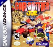Cover Car Battler Joe