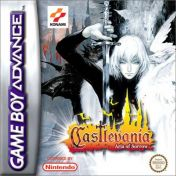 Cover Castlevania: Aria of Sorrow (GBA)