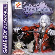 Cover Castlevania: Harmony of Dissonance
