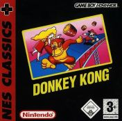 Cover Classic NES Series: Donkey Kong