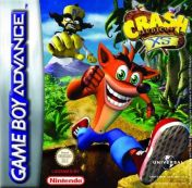 Cover Crash Bandicoot: The Huge Adventure