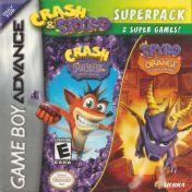 Cover Crash & Spyro Superpack