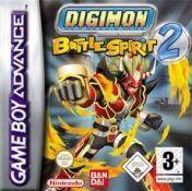 Cover Digimon Battle Spirit 2