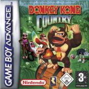 Cover Donkey Kong Country (GBA)