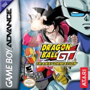 Cover Dragon Ball GT: Transformation 2