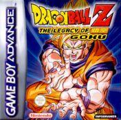Cover Dragon Ball Z: The Legacy of Goku
