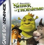 Cover Dreamworks' Shrek the Third