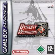 Cover Dynasty Warriors Advance