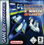 Cover F-Zero: GP Legend