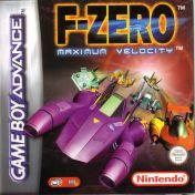 Cover F-Zero: Maximum Velocity