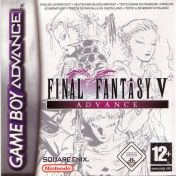 Cover Final Fantasy V Advance