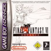 Cover Final Fantasy VI Advance (GBA)