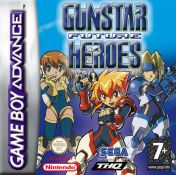 Cover Gunstar Super Heroes
