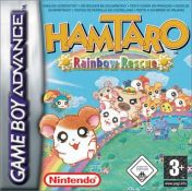 Cover Hamtaro: Rainbow Rescue (GBA)