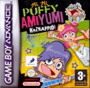 Cover Hi Hi Puffy AmiYumi: Kaznapped!