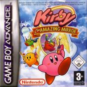 Cover Kirby & the Amazing Mirror