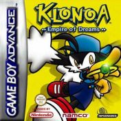 Cover Klonoa: Empire of Dreams