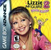 Cover Lizzie McGuire 2: Lizzie Diaries