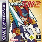 Cover Mega Man Zero 2
