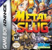 Cover Metal Slug (GBA)