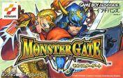 Cover Monster Gate