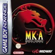 Cover Mortal Kombat Advance