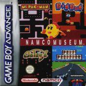Cover Namco Museum
