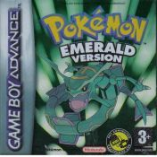 Cover Pokémon Emerald Version (GBA)