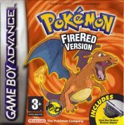 Cover Pokémon FireRed Version (GBA)