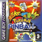Cover Pokémon Pinball: Ruby & Sapphire
