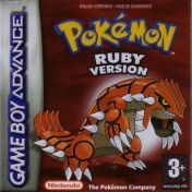 Cover Pokémon Ruby Version