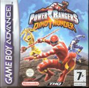 Cover Power Rangers: Dino Thunder