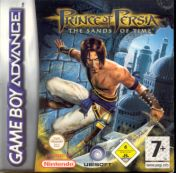 Cover Prince of Persia: The Sands of Time