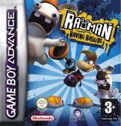 Cover Rayman Raving Rabbids (GBA)