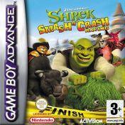 Cover Shrek Smash n' Crash Racing (GBA)