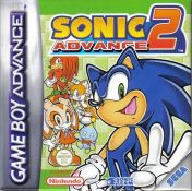 Cover Sonic Advance 2