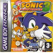 Cover Sonic Advance 3