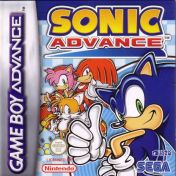Cover Sonic Advance
